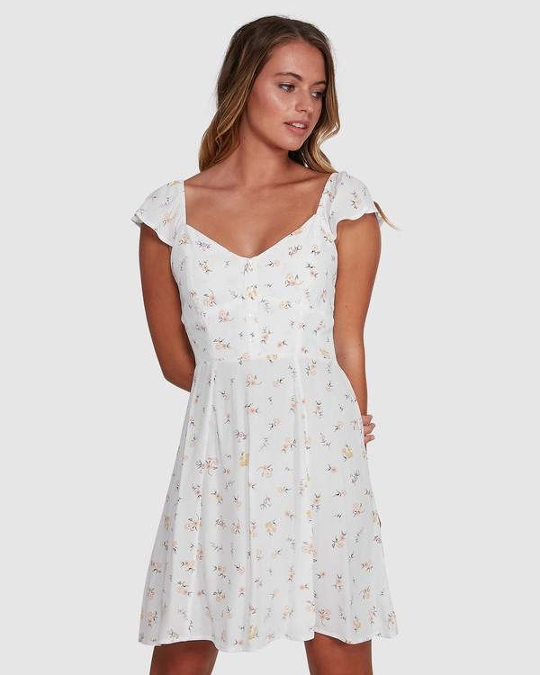 0 Pretty Moon Dress Beige 6504467 Billabong