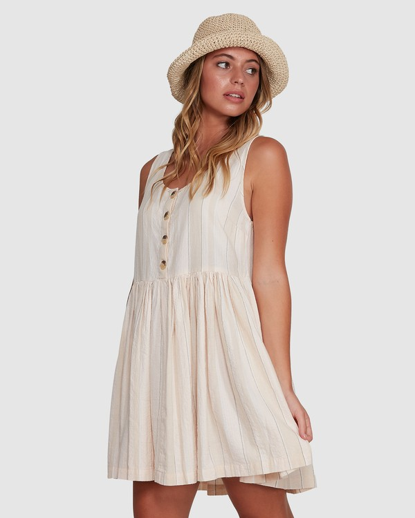 0 Highway Dress White 6504468 Billabong