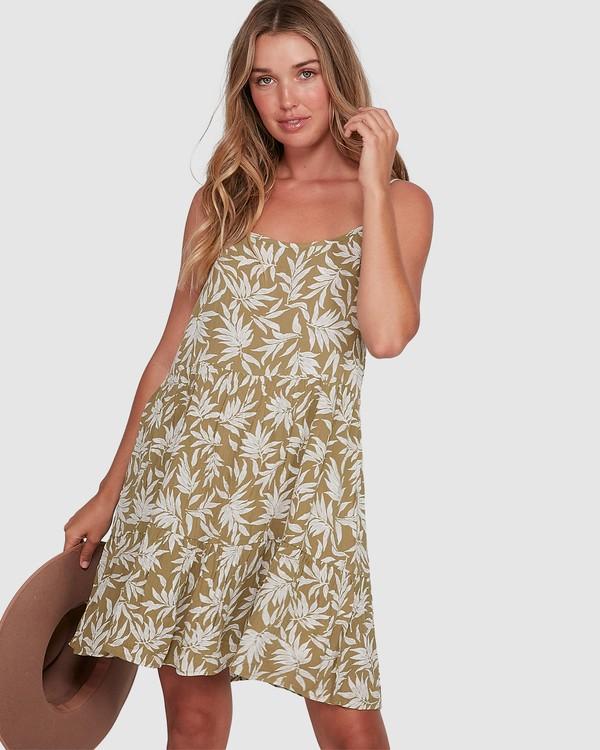 0 Lei Lei Bluebell Dress Green 6504487 Billabong