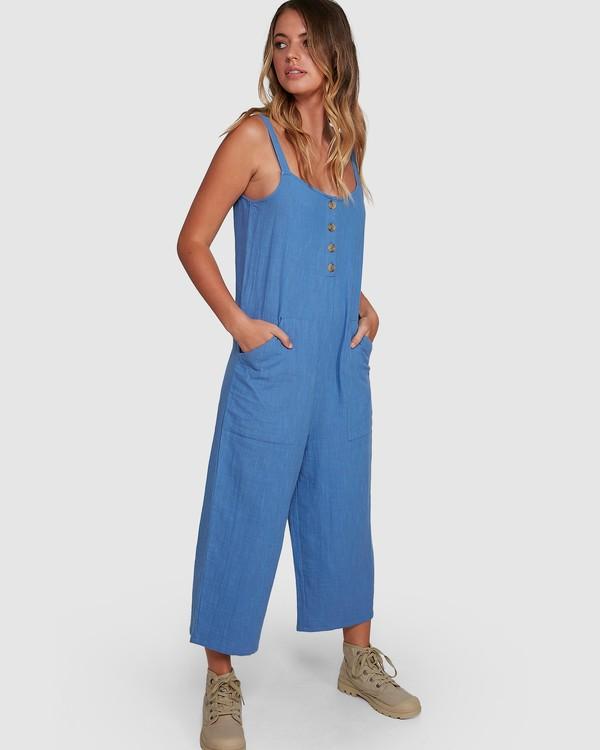 0 Daydreamer Jumpsuit Blue 6504532 Billabong