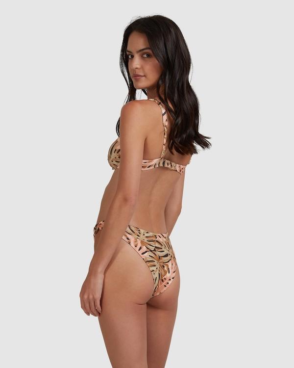 0 Hula Palm Ring Hike Bikini Bottoms Black 6504721 Billabong