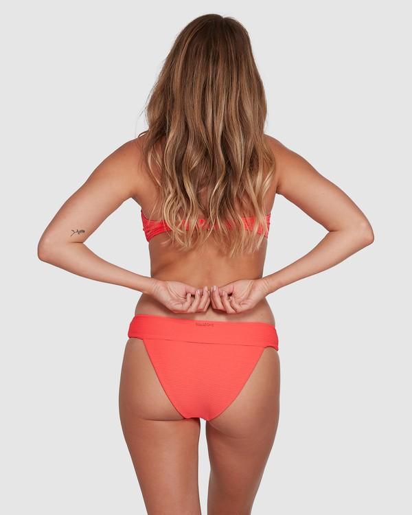0 Tanlines Banded Tropic Bikini Bottoms Orange 6504851 Billabong