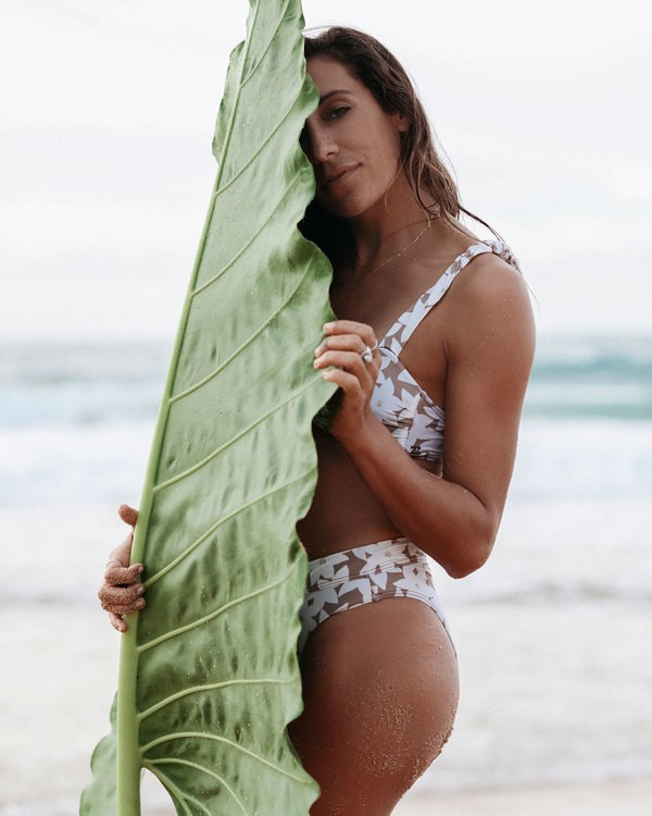0 Slow Daze Maui Rider Bikini Bottoms Brown 6507598X Billabong