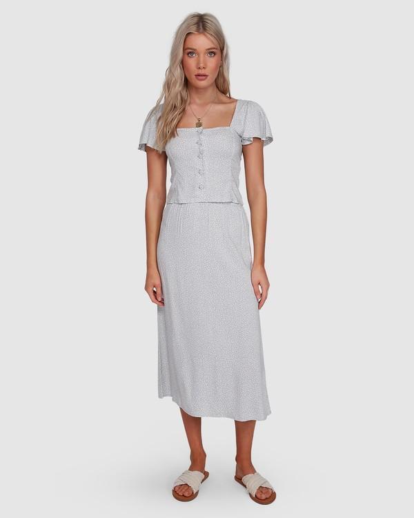 0 Blue Bayou Skirt Blue 6507814X Billabong