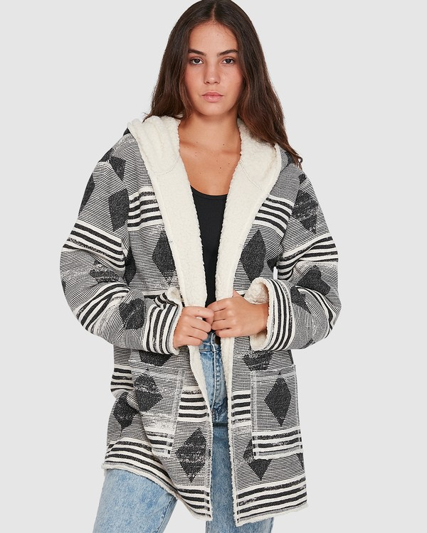 0 Honey Bunny Jacket Beige 6507898 Billabong