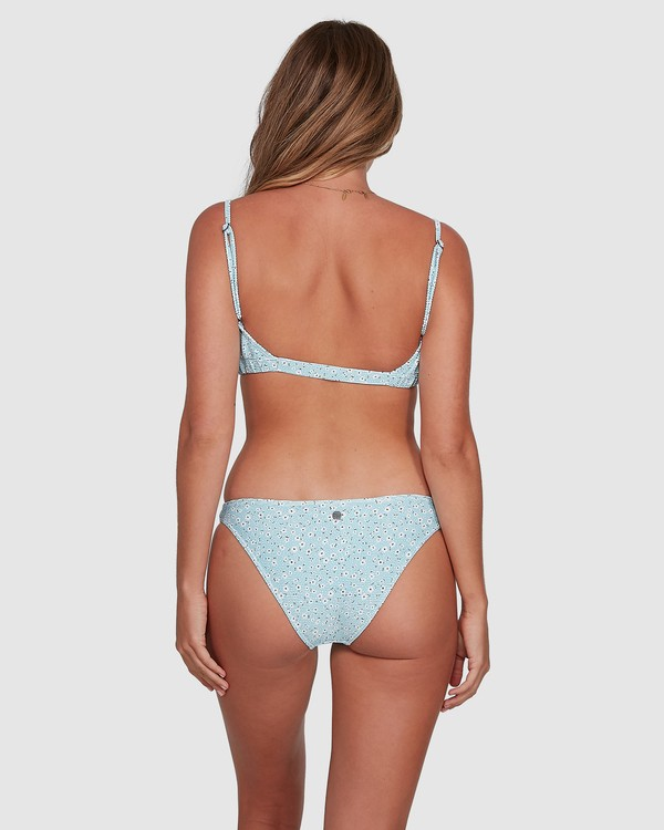 0 Bluesday Tropic Bikini Bottoms Blue 6507919M Billabong