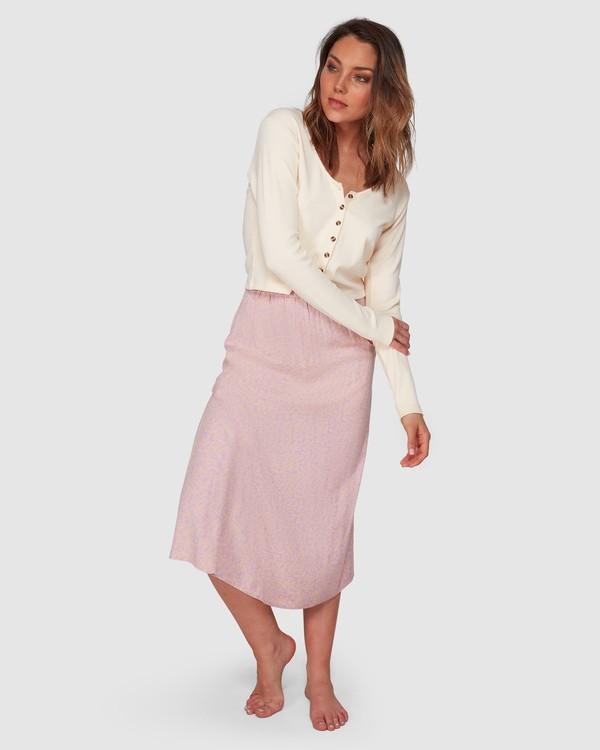 0 Lavender Sky Skirt Purple 6508522 Billabong