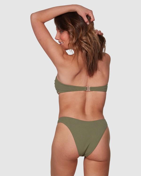 0 Waffle Hike Bikini Bottoms Green 6508561 Billabong