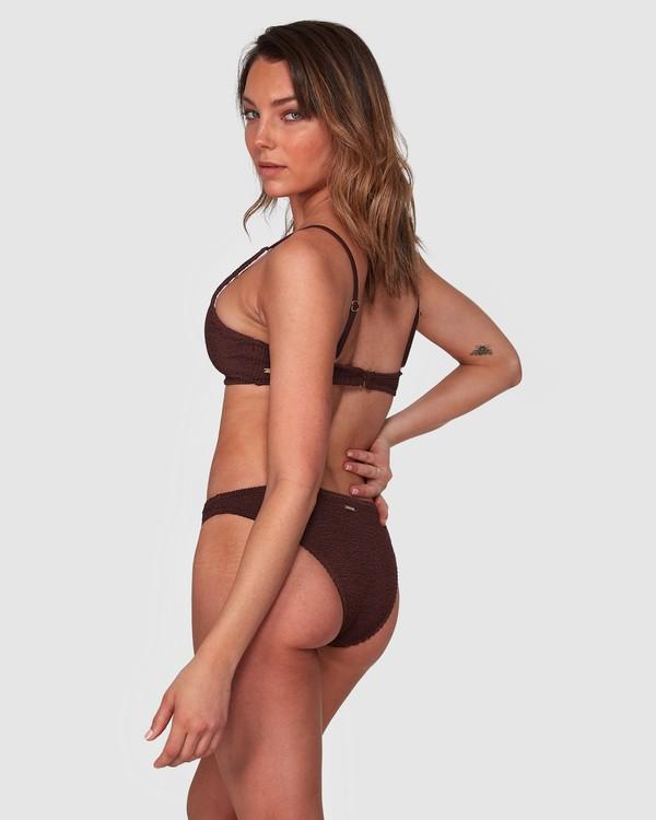 0 Summer High Tropic Bikini Bottoms Brown 6508572 Billabong