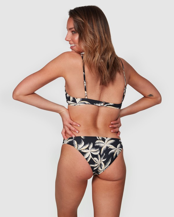 0 Lost Palms Tropic Bikini Bottoms Black 6508576 Billabong