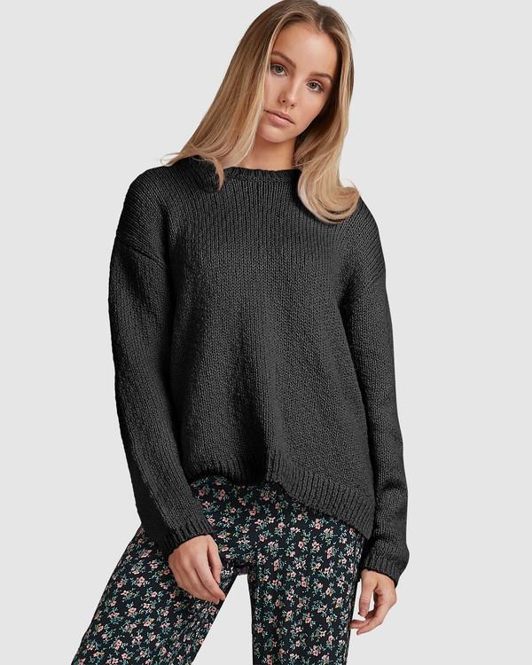 0 Venice Sweater Black 6508791 Billabong