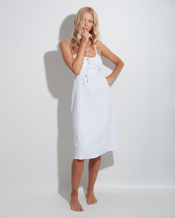 0 Daydream Dress White 6513475 Billabong