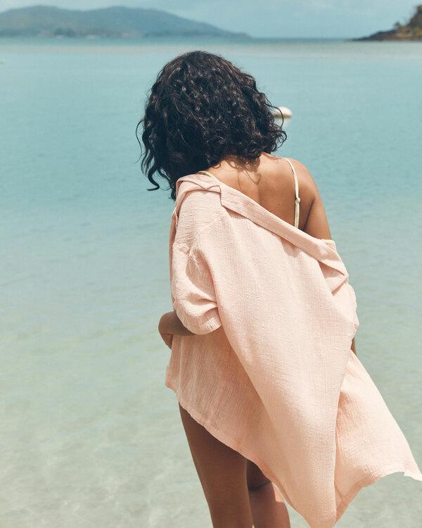0 Beach Bound Shirt Pink 6513624 Billabong