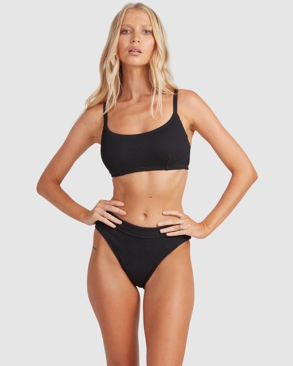 0 Summer High Mia D/DD Bralette Bikini Top Black 6513719 Billabong