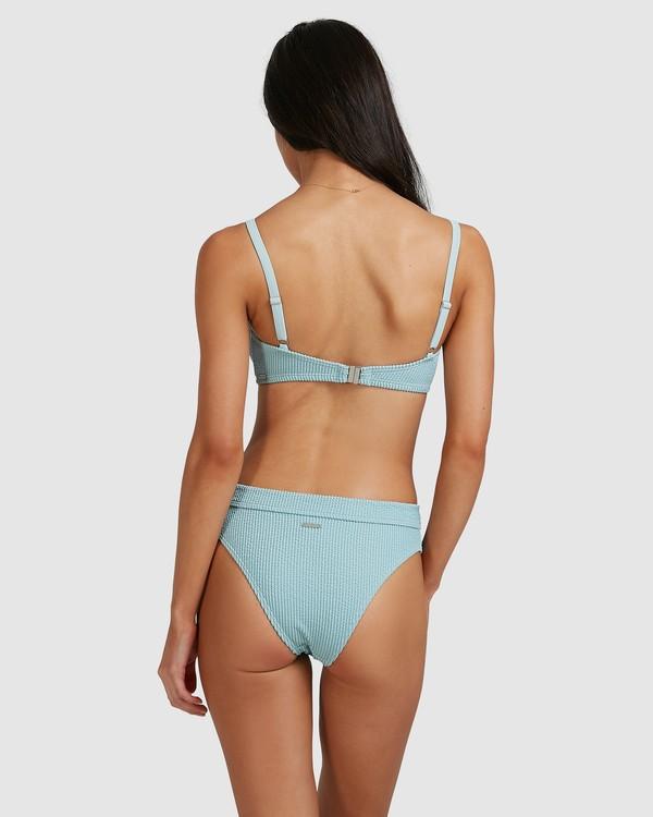 0 Summer High Maui Rider Bikini Bottoms Blue 6513722 Billabong