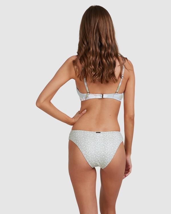 0 Seabloom Bondi Bikini Bottoms Green 6513751 Billabong