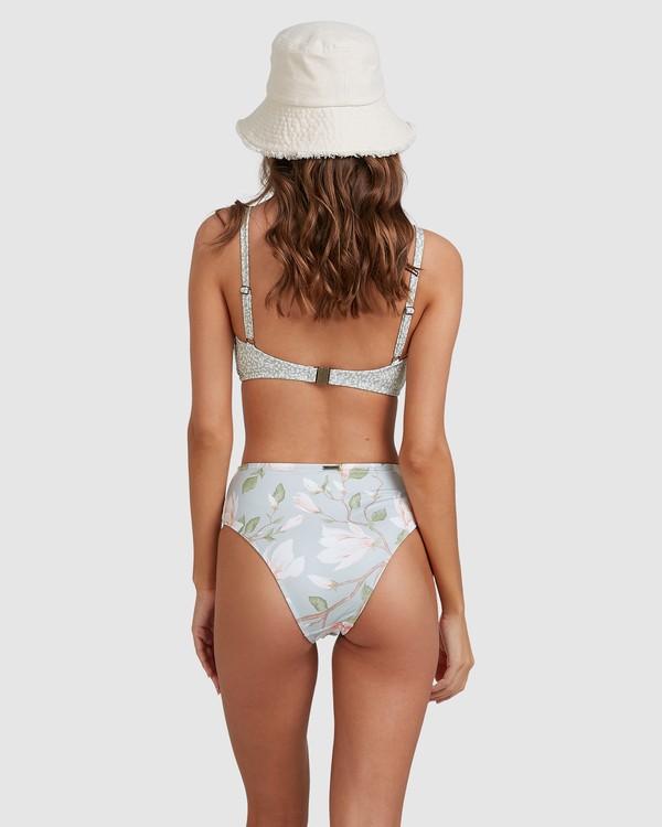 0 Moonflower Hi Maui Bikini Bottoms Green 6513755 Billabong