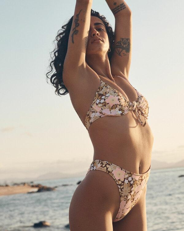 0 Sweet Dreams Havana Bikini Bottoms Brown 6513760 Billabong