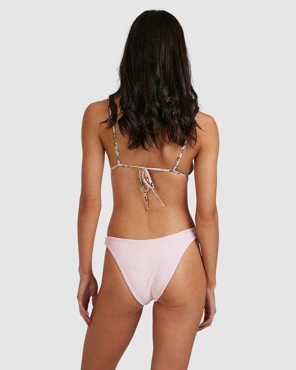 0 Tanlines Hike Bikini Bottoms Pink 6513766 Billabong