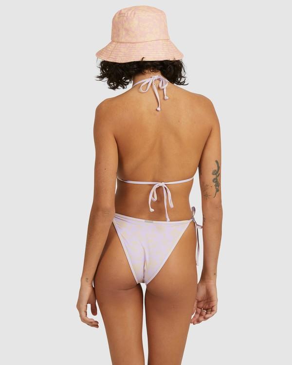 0 Hot Tropics Skinny Biarritz Bikini Bottoms Purple 6513915 Billabong