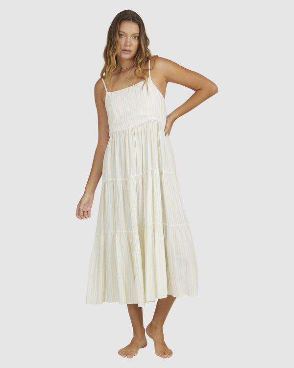 0 Tropic Haze Maxi Dress Grey 6513919 Billabong