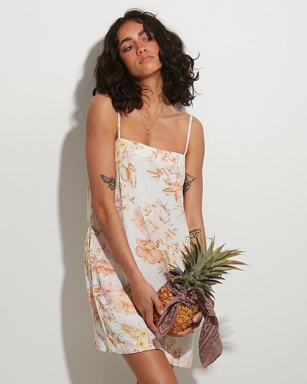 0 Shallows Sunset Dress White 6517464 Billabong