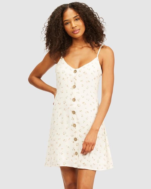 0 Sweet For Ya Dress White 6517493 Billabong