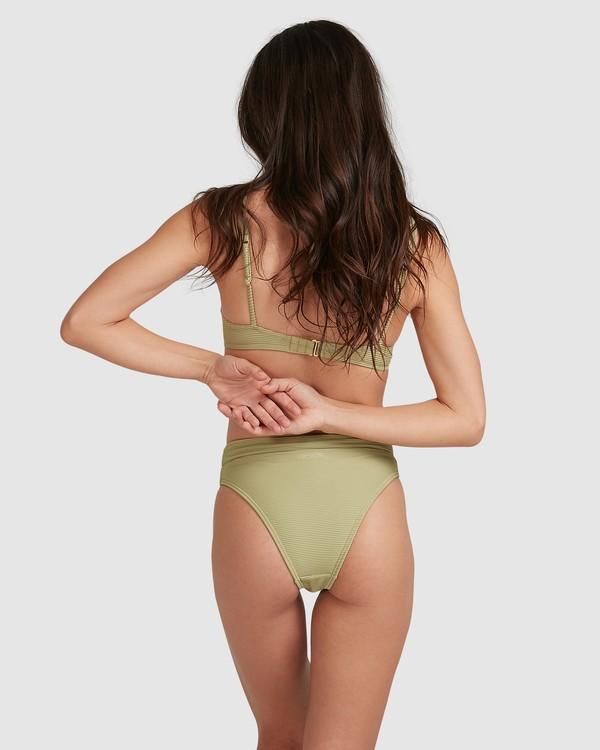 0 Tanlines Maui Rider Bikini Bottoms Green 6517772 Billabong