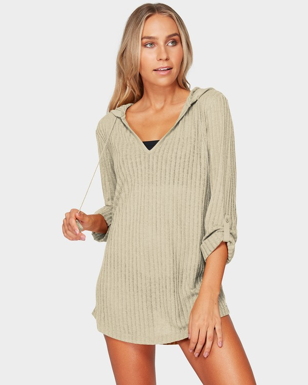 0 Sandy Beach Cover Up Green 6571151 Billabong