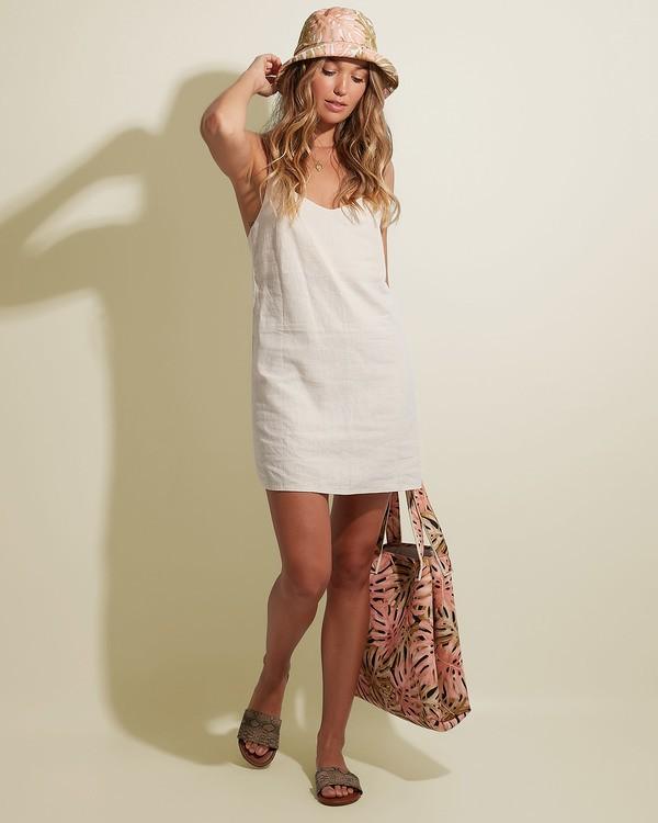 0 Summer Love Dress Beige 6572476 Billabong