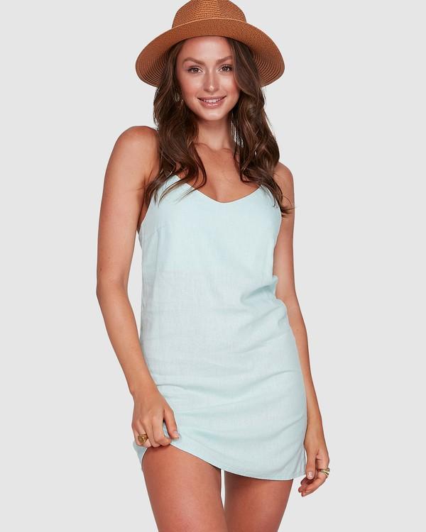0 Summer Love Dress Blue 6572476 Billabong