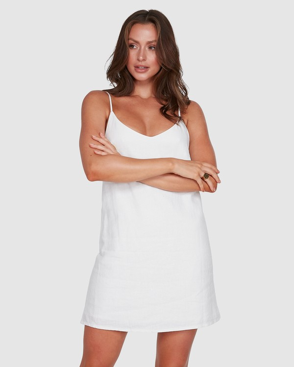 0 SUMMER LOVE DRESS White 6572476 Billabong