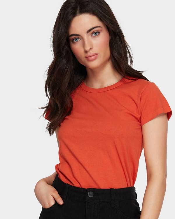 0 What Might Be Tee Red 6581144 Billabong