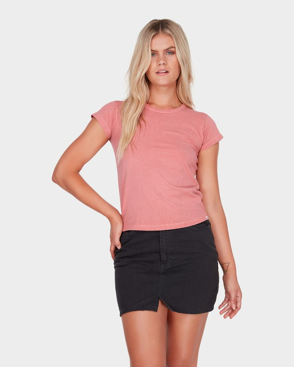 0 What Might Be Tee Pink 6581144 Billabong