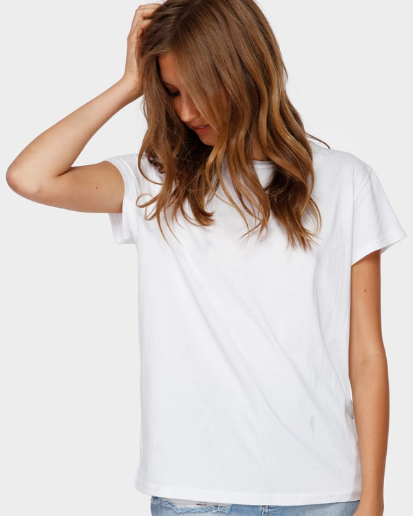 0 WHAT MIGHT BE TEE White 6581144 Billabong