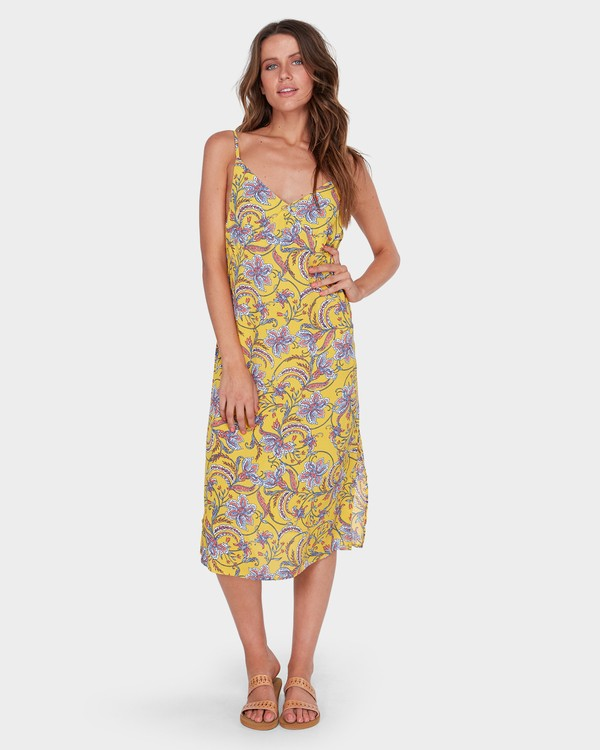 0 JAVA SLIP DRESS  6581481 Billabong