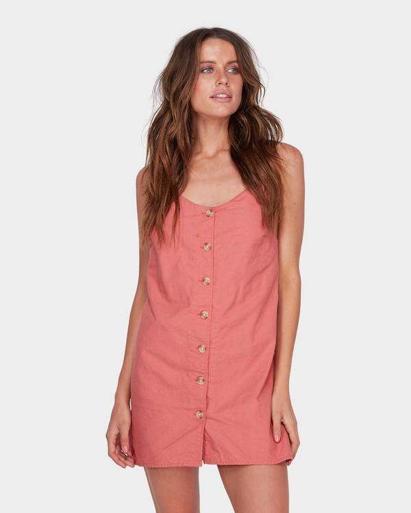 0 PRIMAVERA DRESS Orange 6581482 Billabong