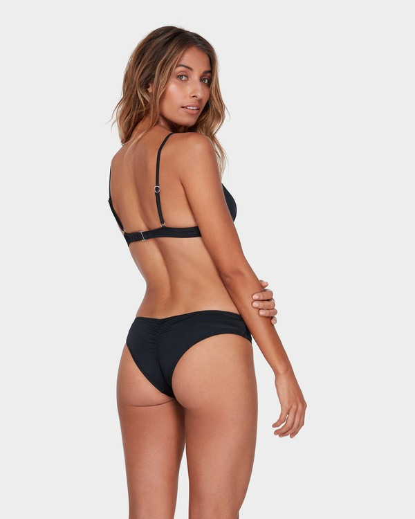 0 SOL SEARCHER HAWAII LO RIDER BIKINI BOTTOM Black 6581661 Billabong
