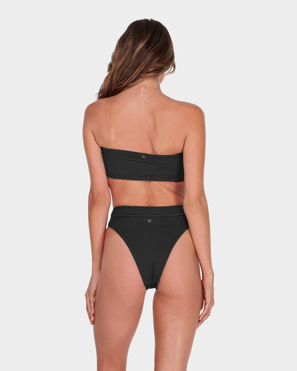 0 SUMMER HIGH MAUI RIDER BIKINI BOTTOM Black 6581713 Billabong