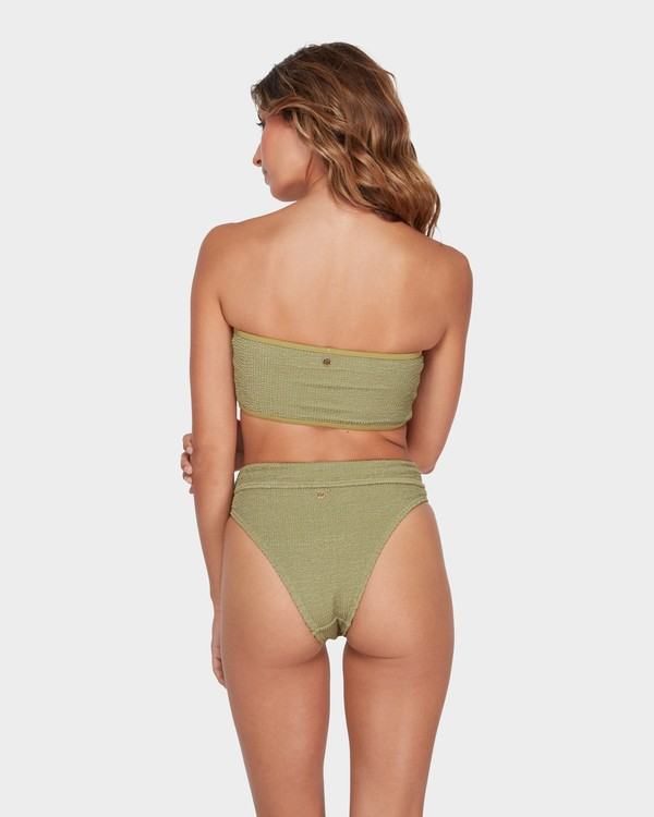 0 SUMMER HIGH MAUI RIDER BIKINI BOTTOM Green 6581713 Billabong