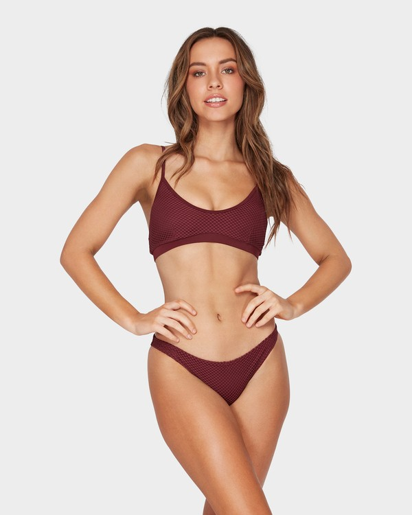 0 MESHING WITH YOU Red 6581725X Billabong