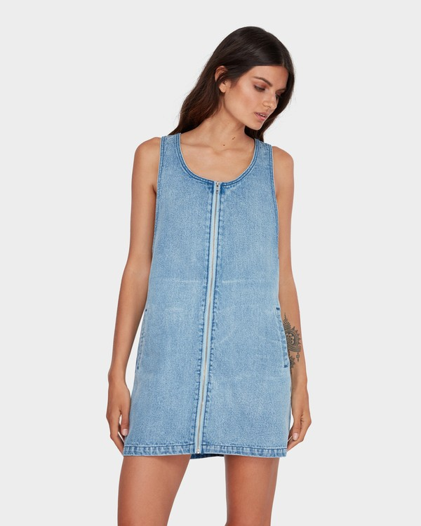 0 MANNIX DRESS Blue 6582477 Billabong
