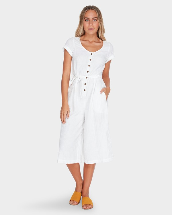 0 PAROS JUMPSUIT White 6582531 Billabong