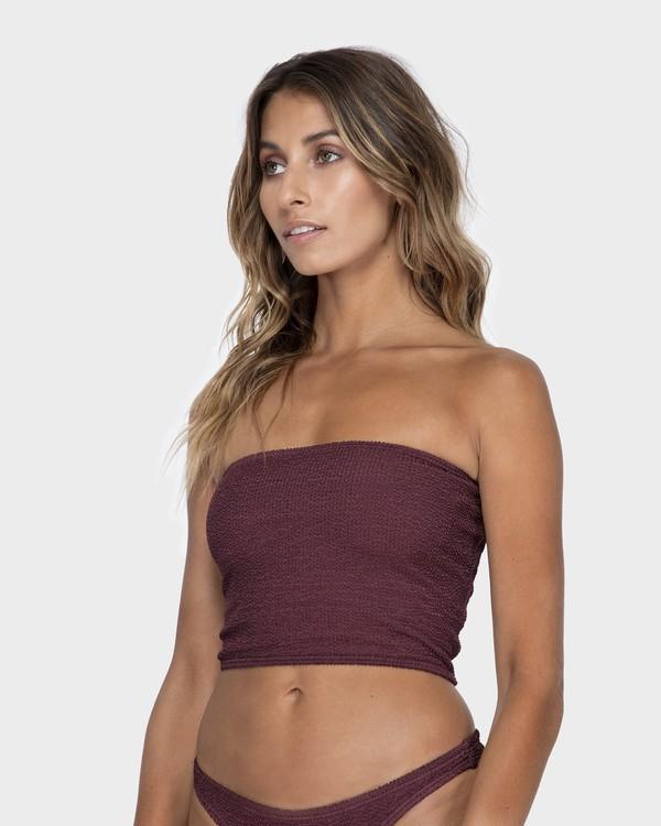 0 Summer High Tube Bikini Top Red 6582581 Billabong