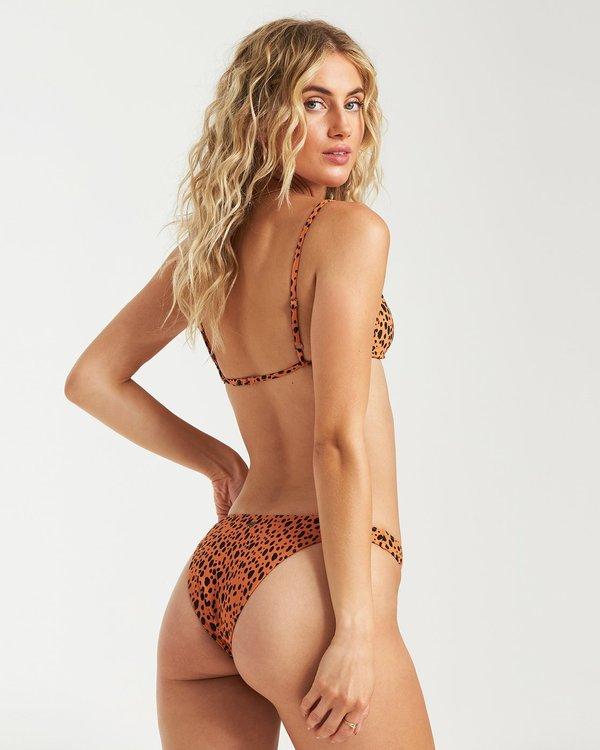 0 Fun Zoo Hike Bikini Bottom Beige 6582807X Billabong