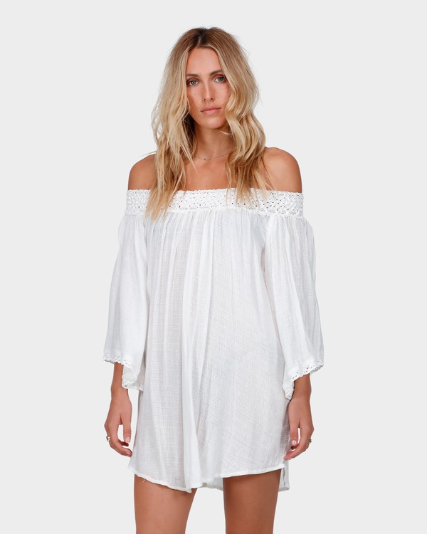 0 EASY BREEZE COVER UP Beige 6585153 Billabong