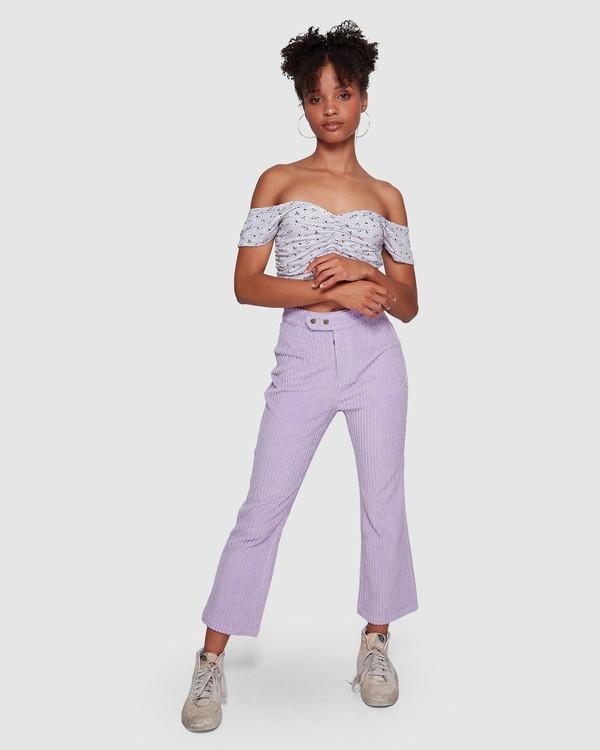 0 JAGGER CORD PANT Purple 6591421M Billabong