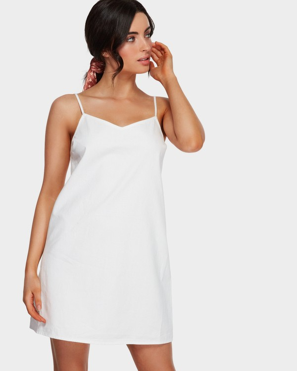 0 CANDY DRESS White 6591472 Billabong