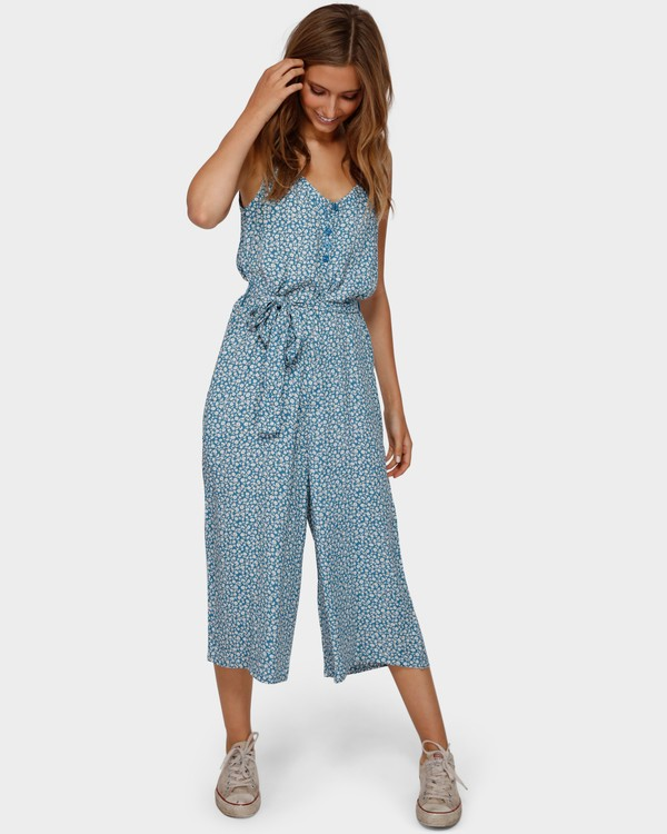 0 FLORIDA JUMPSUIT Blue 6591507 Billabong