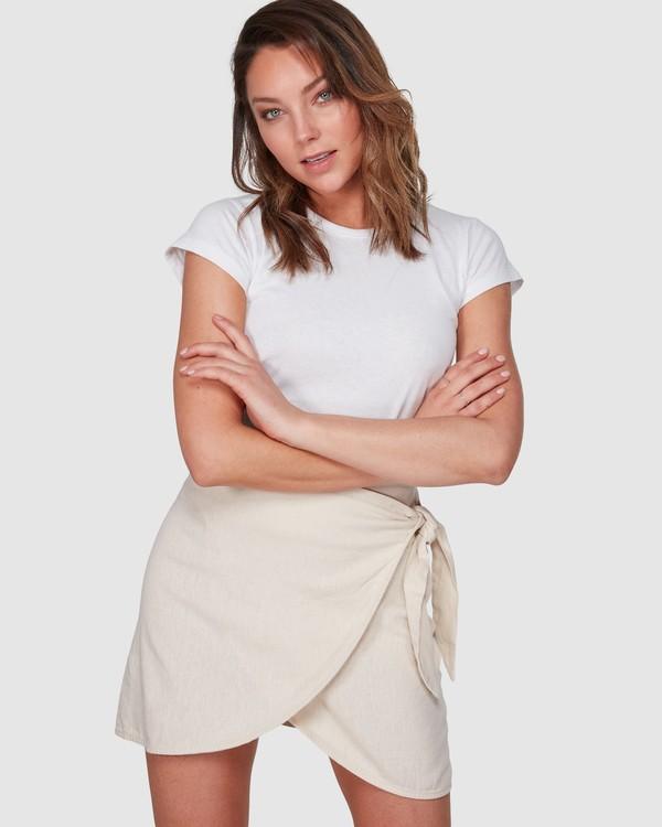 0 Sun Fader Wrap Skirt  6591531X Billabong